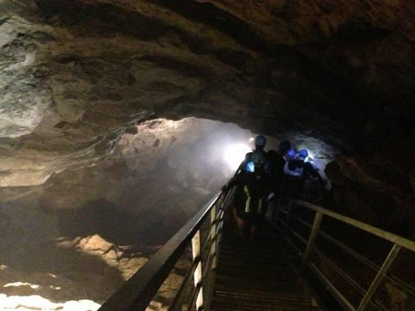 Grotta Remeron (inserita in galleria)
