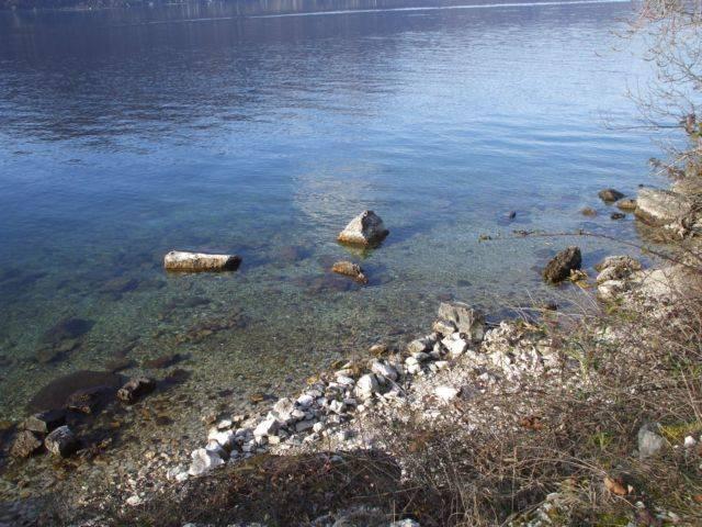 I colori del lago.....