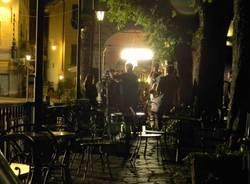 Il Pretore, le riprese in notturna a Luino (inserita in galleria)