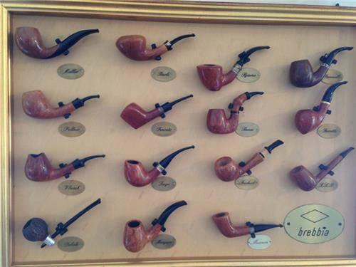 Le pipe di Brebbia (inserita in galleria)