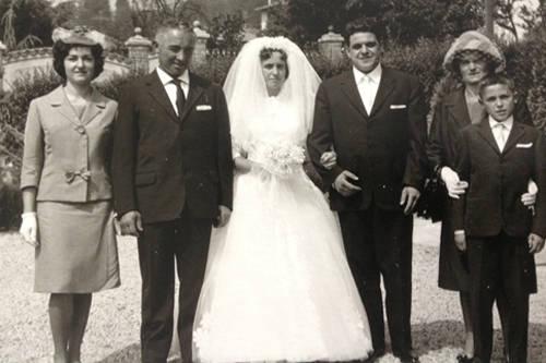 Mesenzana ai Fiori d'Arancio _ 1963