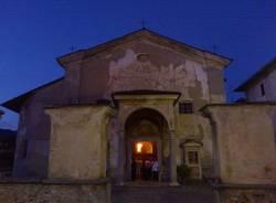 Nuove scoperte al convento di Azzio (inserita in galleria)