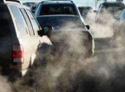 ozono polveri sottili auto inquinamento scarichi