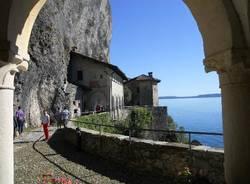 Santa Caterina del sasso (inserita in galleria)