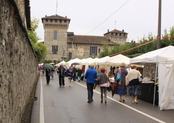 A Somma Lombardo è festa con la Fiera del Castello (inserita in galleria)