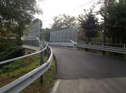 Apre il nuovo ponte di Castronno (inserita in galleria)