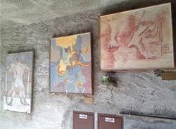 Arcumeggia, il borgo dipinto (inserita in galleria)