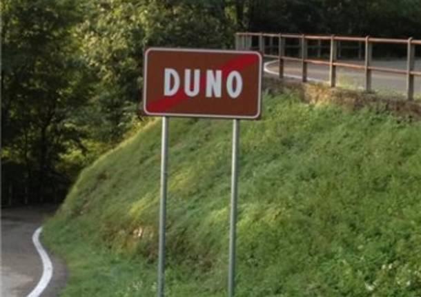 Duno: i luoghi (inserita in galleria)