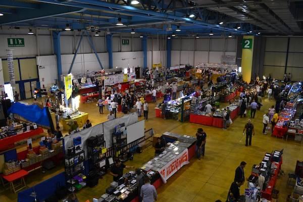 Expo Elettronica a Malpensafiere (inserita in galleria)