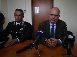 gianluigi fontana procuratore busto arsizio comandante carabinieri de angelis