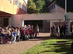 inaugurazione anno scolastico luvinate alunni scuola pedotti
