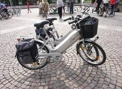 La fiera della biciletta a pedalata assistita (inserita in galleria)