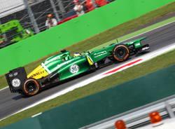 Monza pronta per il gran Premio (inserita in galleria)