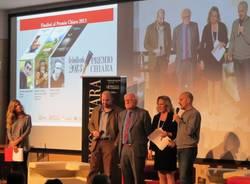Bonvissuto vince il Premio Chiara 2013 (inserita in galleria)