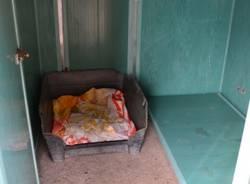 Dentro il canile di Busto (inserita in galleria)