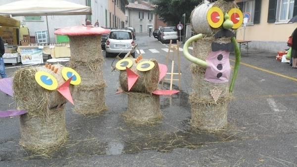 Funghi e Zucche in scena a Vergiate  (inserita in galleria)
