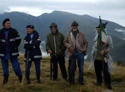 Gli alpini alla Forcora - 2 (inserita in galleria)