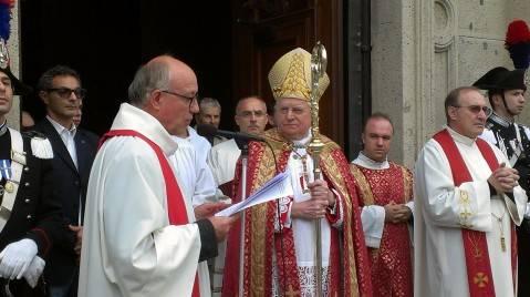Il cardinale Scola a Saronno (inserita in galleria)