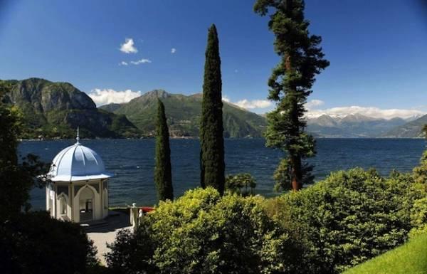Il lago di Como è in rete (inserita in galleria)
