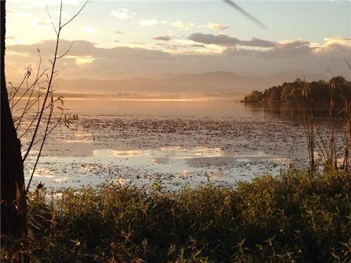 """Il lago di Varese visto dal """"Buguggino"""" (inserita in galleria)"""