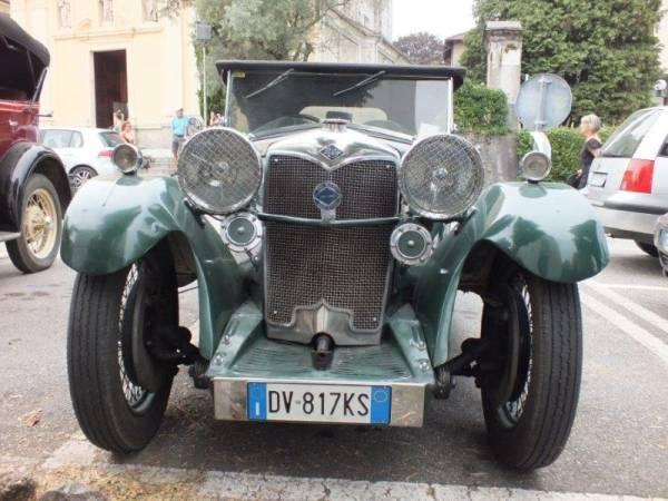 """""""Il Pretore"""", auto e moto d'epoca sul set (inserita in galleria)"""
