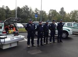 Inaugurazione polo della sicurezza provinciale (inserita in galleria)