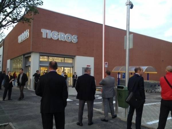 Inaugurazione Tigros a Busto Arsizio (inserita in galleria)