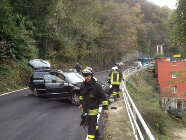 Incidente a Laveno (inserita in galleria)