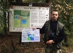 L'Oasi Boza a Cassano Magnago (inserita in galleria)