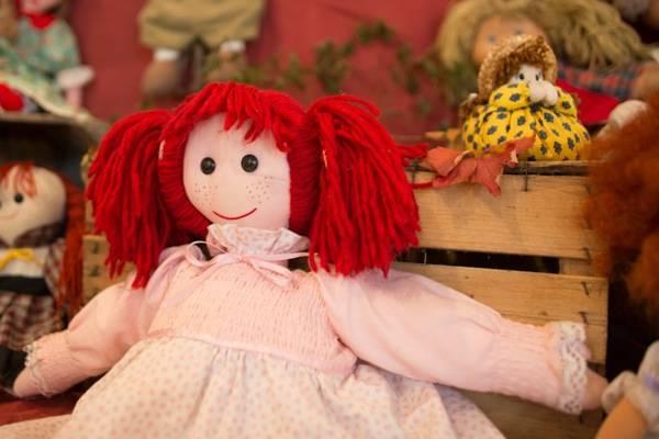 La mostra delle bambole a Caldana  (inserita in galleria)