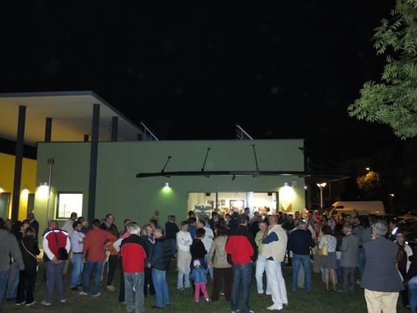 La nuova sede CAI Gallarate (inserita in galleria)