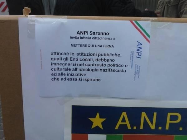 MAnifestazioni a Saronno (inserita in galleria)