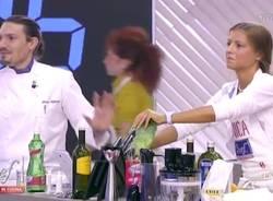 Monica da Besnate a The Chef (inserita in galleria)
