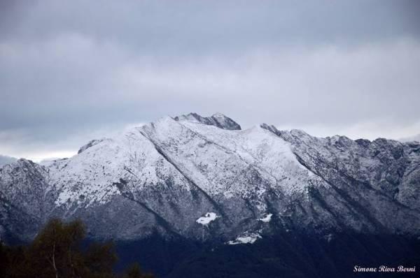 Nevica alla Forcora (inserita in galleria)