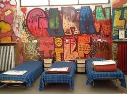 Per i senzatetto un rifugio pieno di colore (inserita in galleria)
