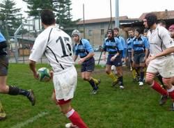 Rugby: Varese - Tradate 15-18 (inserita in galleria)