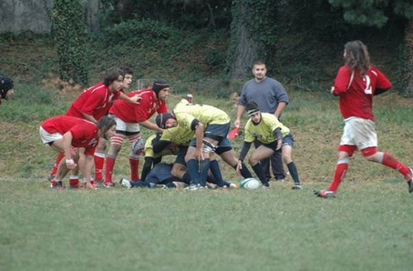 Rugby Varese - Unni Valcuvia 50-17 (inserita in galleria)