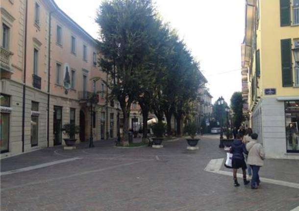 Saronno centro: i luoghi (inserita in galleria)