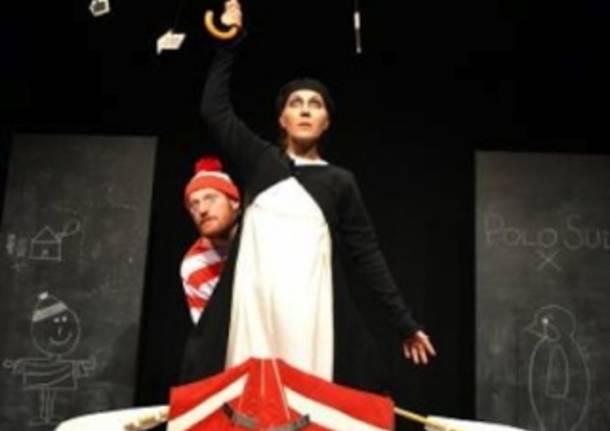 """Teatro Zattera, la rassegna """"Impronte""""  (inserita in galleria)"""
