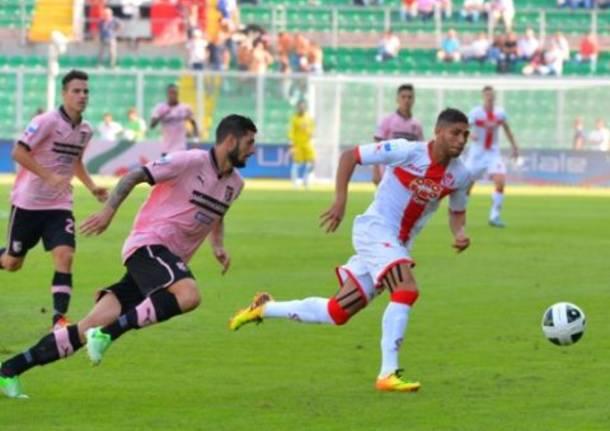 Varese Palermo, la partita in quattro minuti