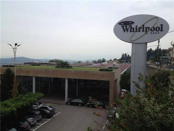 Visita alla Whirlpool (inserita in galleria)