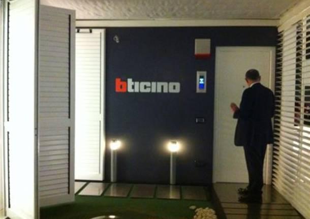 Dentro la BTicino (inserita in galleria)