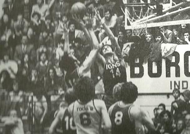 derby basket ignis gamma robur 1972