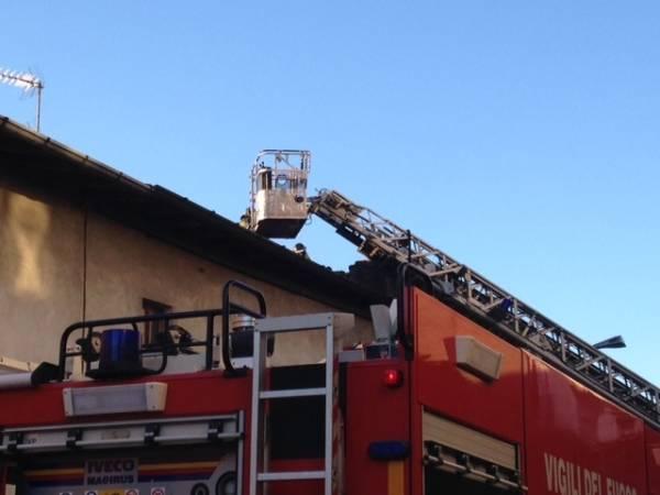 Incendio ad Olginasio (inserita in galleria)