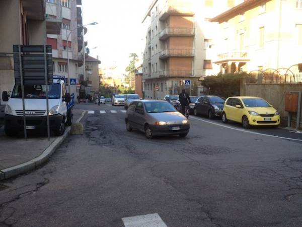 Incidente a Giubiano (inserita in galleria)