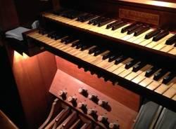 L'organo Mascioni nella chiesa di Verghera (inserita in galleria)