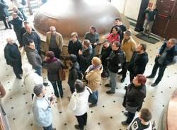 La visita al birrificio Poretti (inserita in galleria)