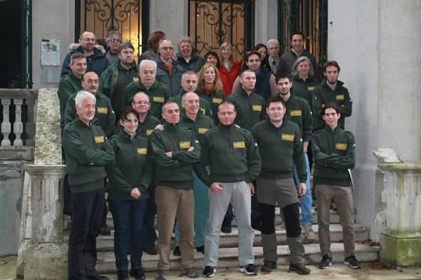 Le Guardie Ecologiche Volontarie di Malnate (inserita in galleria)