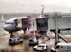 Malpensa inaugura il volo per Miami (inserita in galleria)
