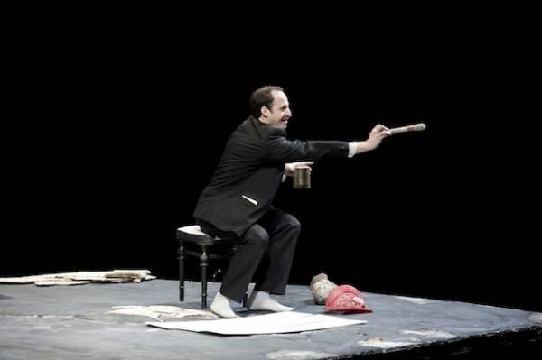 Natale in casa Cupiello, monologo al Giuditta Pasta (inserita in galleria)